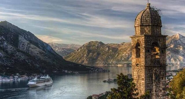 Les îles Grecques & séjour à Riccione