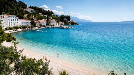 Croatie, Slovénie, Bosnie et Monténégro
