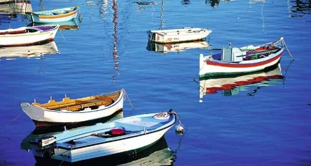 Découverte des îles grecques
