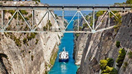 Beautés et légendes de Grèce