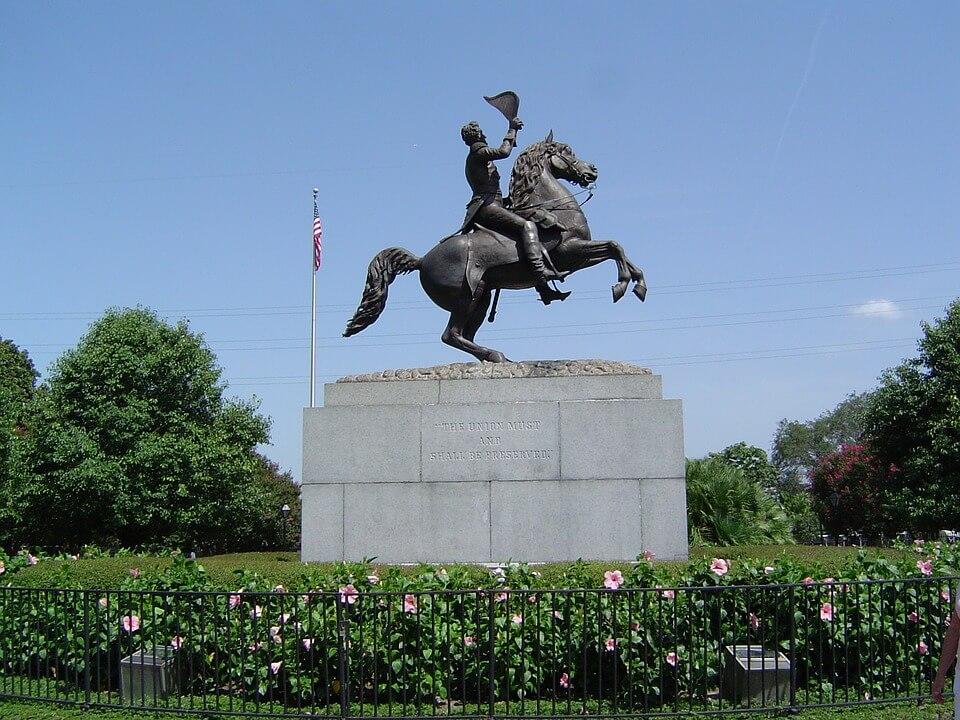 À la conquête de la Louisiane