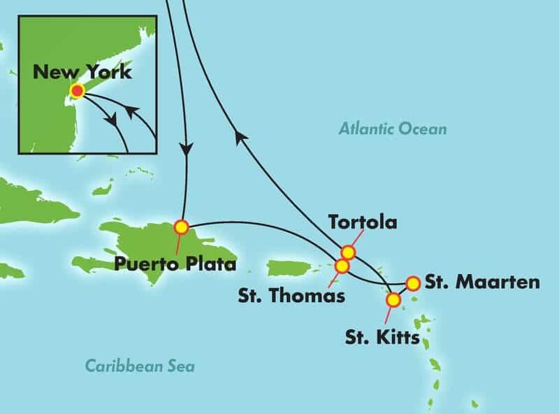 Perles cachées des Caraïbes