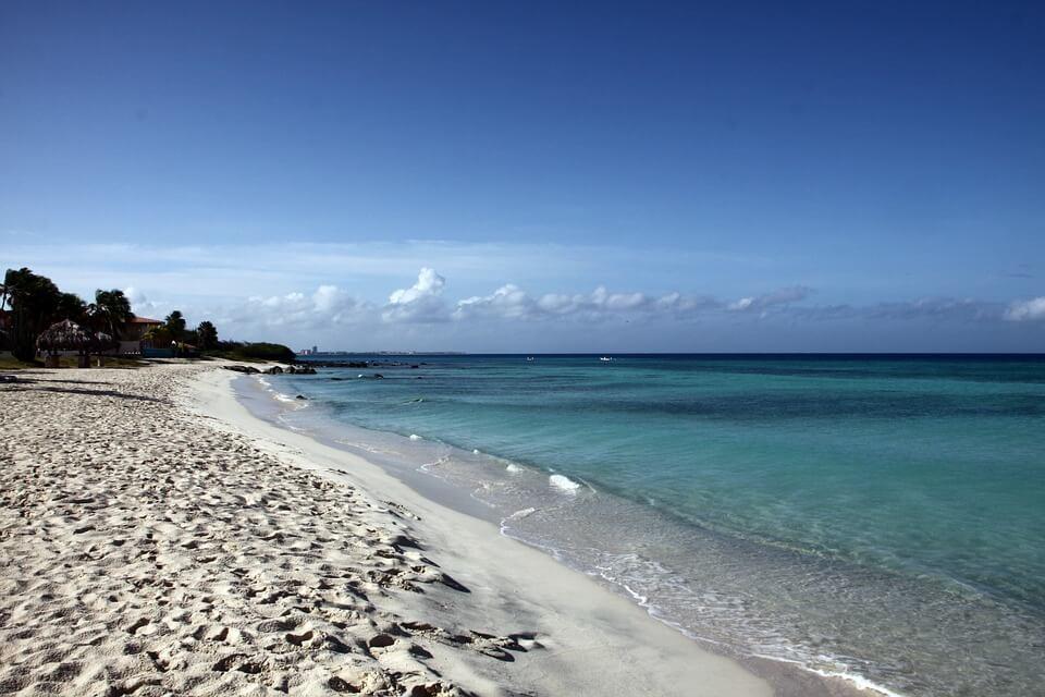 Découverte des Caraïbes du sud