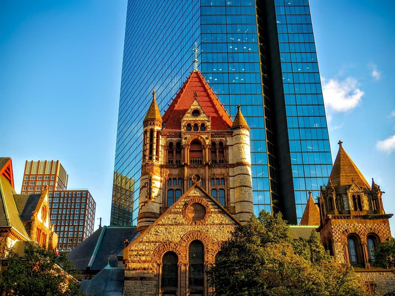 Boston, Vin et Châteaux