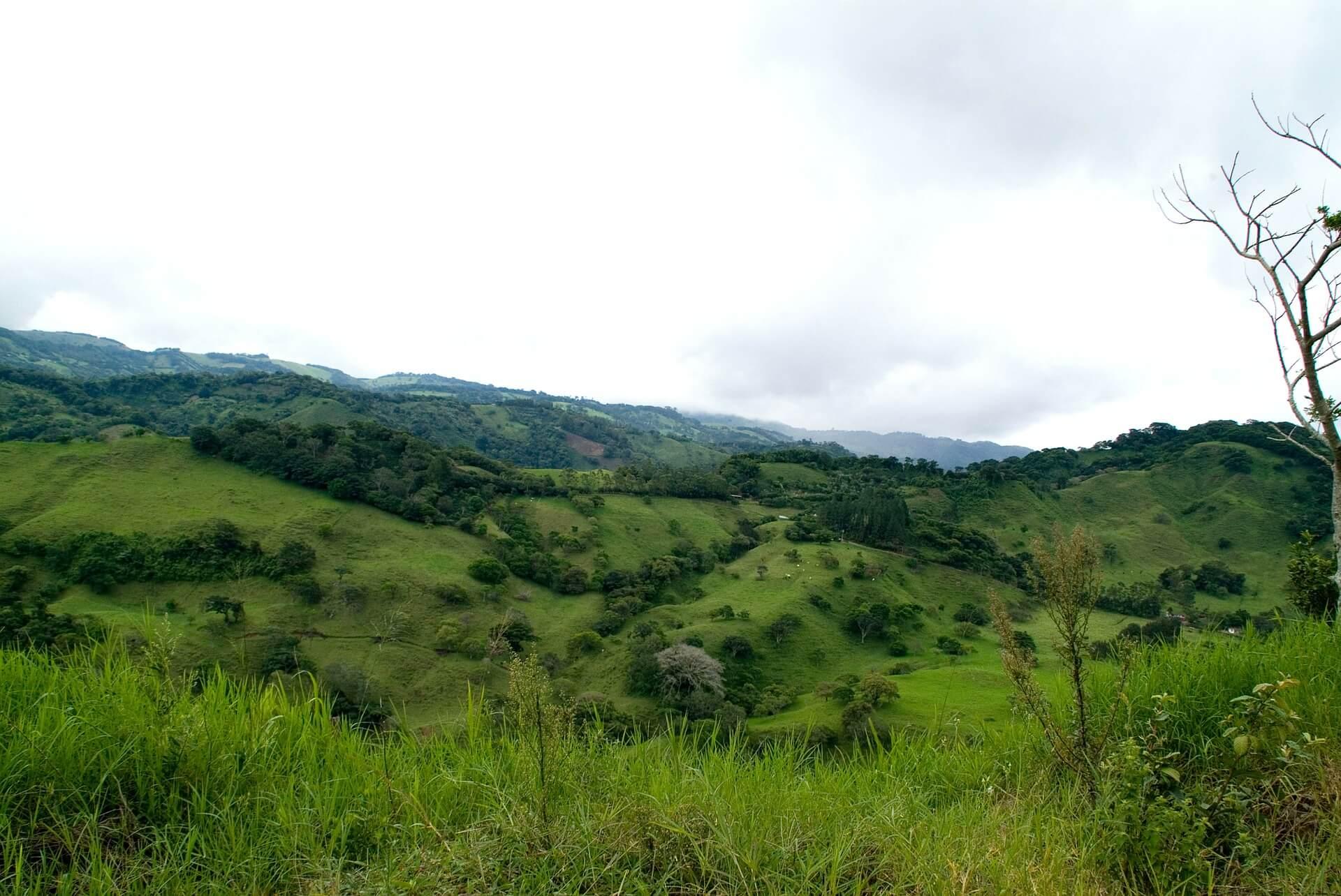Merveilles naturelles du Costa Rica