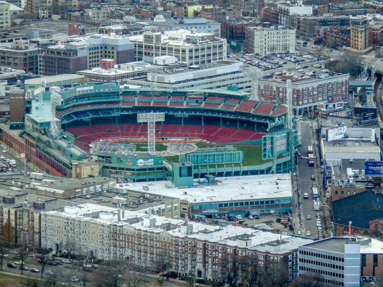 Boston & les Châteaux
