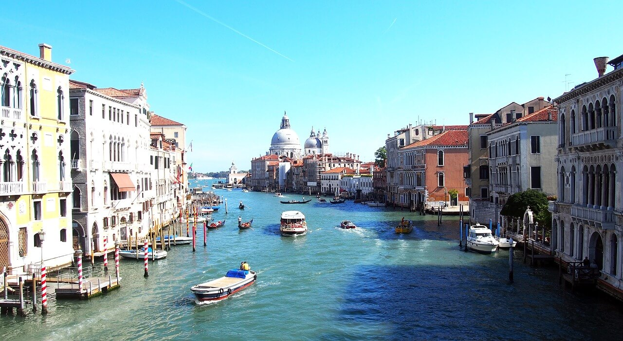 Beautés d'Italie
