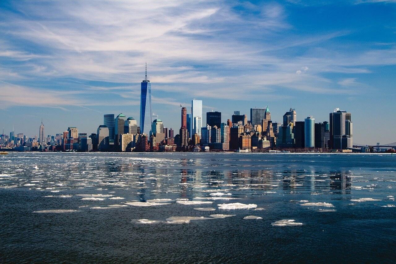 New York au Jour de l'An 4 jours