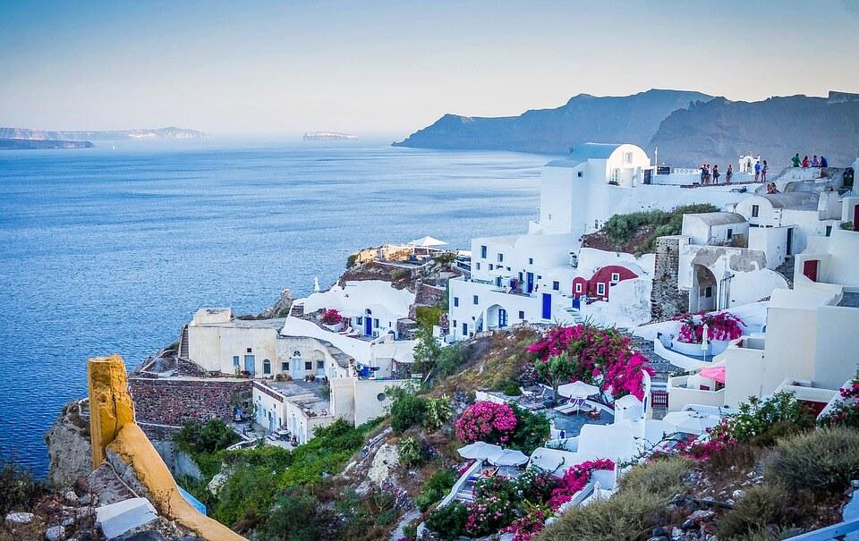 Grand tour de Grèce