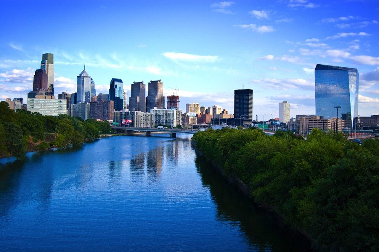 Philadelphie & le pays des Amish