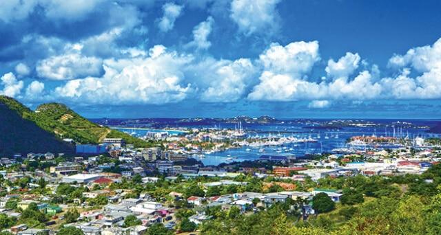 Découverte des Caraïbes de l'Est
