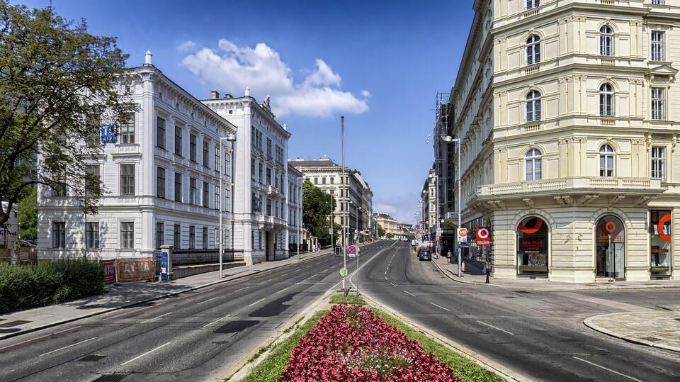 Budapest – Vienne – Prague